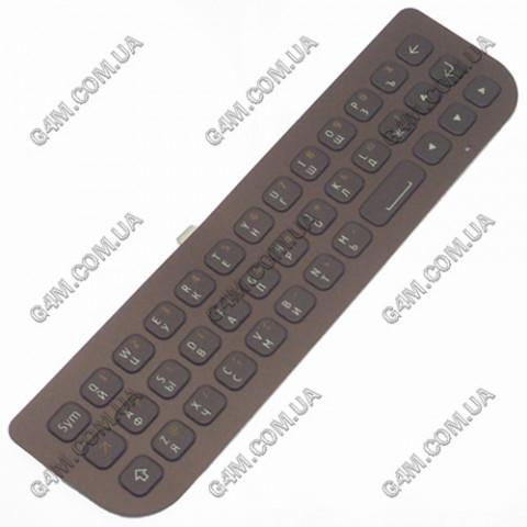 Клавиатура Nokia N97 mini коричневая, русская (Оригинал) слегка б/у