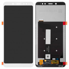 Дисплей Xiaomi Redmi Note 5 с тачскрином, белый