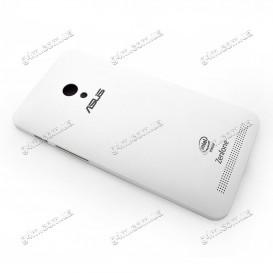 Задняя крышка Asus ZenFone 4 (A450CG) белая (Оригинал)
