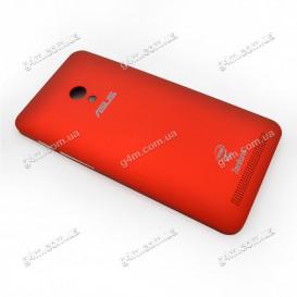 Задняя крышка Asus ZenFone 4 (A450CG) красная (Оригинал)