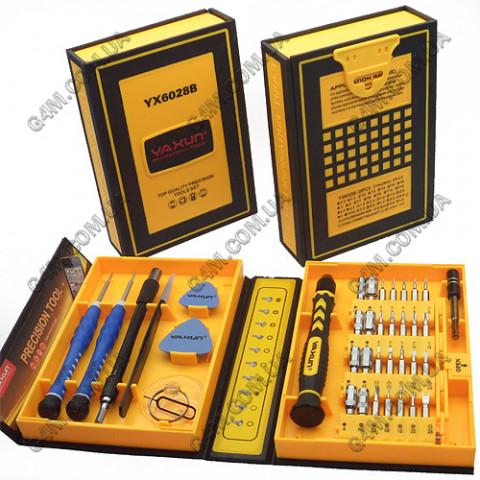 Набор инструментов Ya Xun YX-6028B (38 в одном)