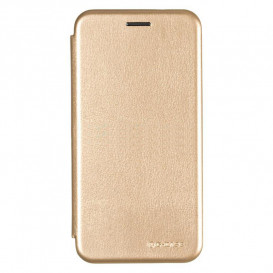 Чехол-книжка G-Case Ranger Series для Huawei Honor 7c золотистого цвета