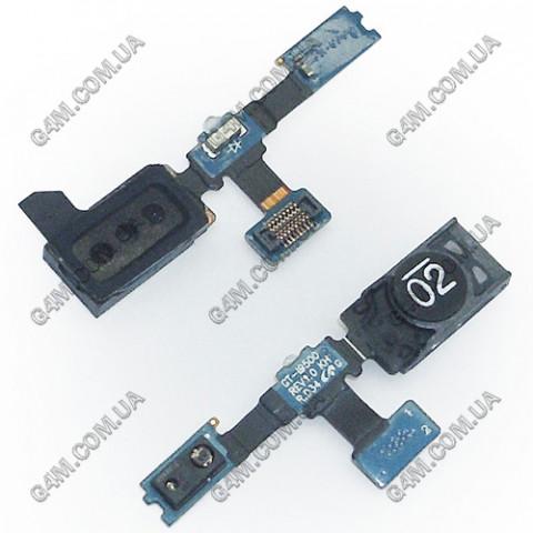Динамик Samsung i337, i9500, i9505 Galaxy SIV с шлейфом и компонентами