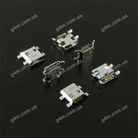 Коннектор зарядки Samsung i8190 Galaxy S3 mini, i9052 Galaxy Mega, S7530 Omnia M, S7562 Galaxy S Duos