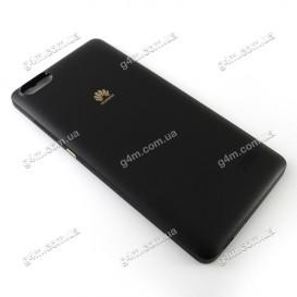 Задняя крышка для Huawei Honor 4C черная