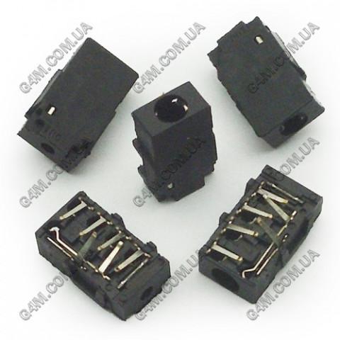 Коннектор наушника (разьем гарнитуры) Nokia 5220, 5320, 6303, 6303i, 7230, N79, N86, N900, X3-00