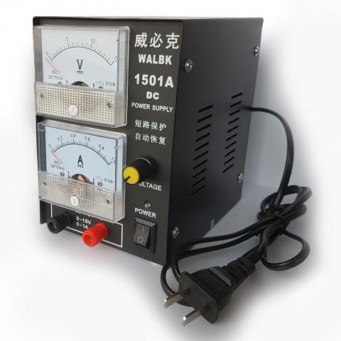 Источник питания WALBK-1501A (1 Ампер)