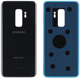 Задняя крышка для Samsung G965 (S9 Plus) черная