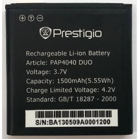 Аккумулятор для Prestigio PAP4040 duo