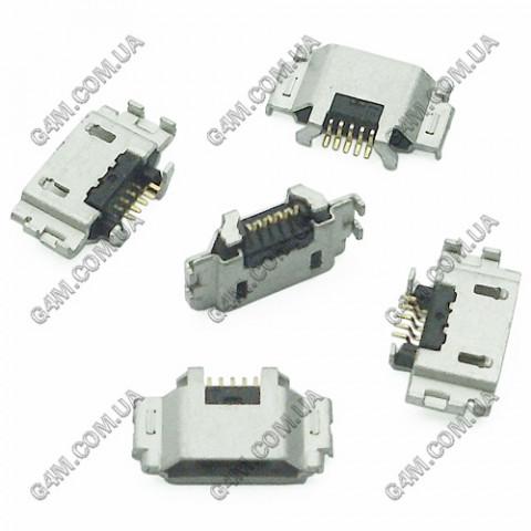 Коннектор зарядки Sony LT22i Xperia P, LT26i Xperia S, LT28i Xperia Ion,LT28h Xperia Ion