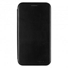 Чехол-книжка G-Case Ranger Series для Samsung A730 (A8 Plus-2018) черного цвета