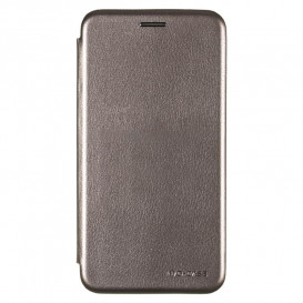 Чехол-книжка G-Case Ranger Series для Meizu M5c серого цвета