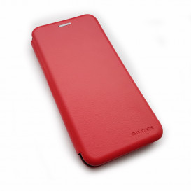 Чехол-книжка G-Case Ranger Series для Samsung A015 (A01) красного цвета