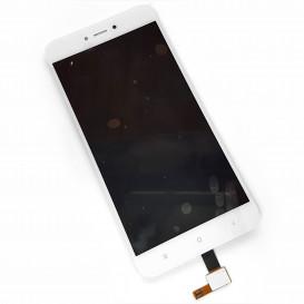 Дисплей Xiaomi Redmi Note 5a с тачскрином, белый
