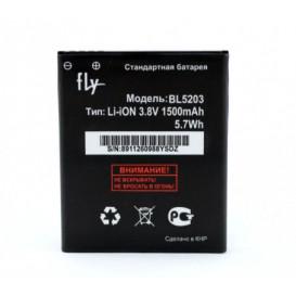 Аккумулятор BL5203 для Fly IQ442 Quad Miracle 2, Fly IQ442 quad, Fly IQ448 Chic