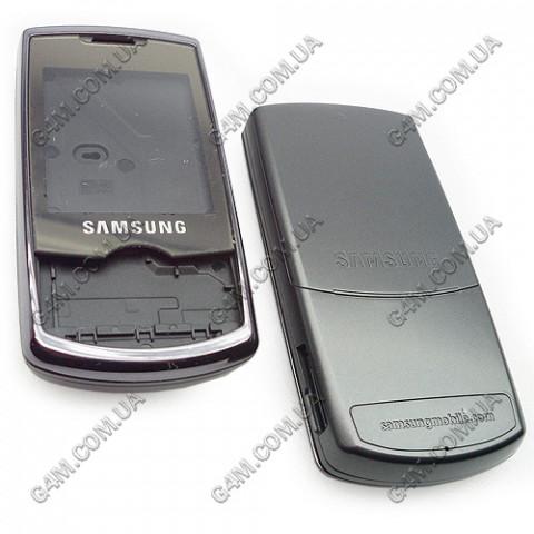 Корпус Samsung C3310 серый