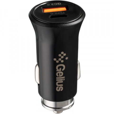 Автомобильное зарядное устройство CLM10D-050 mini USB для HTC