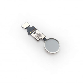 Шлейф Apple iPhone 7, Apple iPhone 7 Plus для кнопки меню, белый