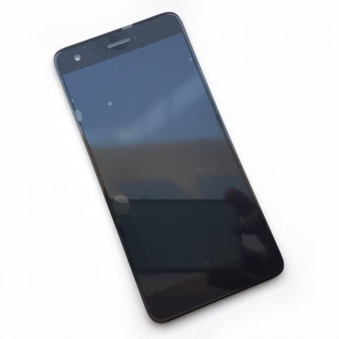 Дисплей ZTE Blade A6 Max с тачскрином, черный