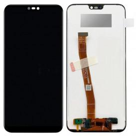 Дисплей Huawei P20 Lite с тачскрином, черный