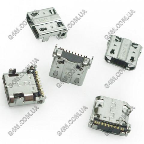 Коннектор зарядки Samsung i337, i545, i9500, i9505 Galaxy S4, M919, N7100 Note 2