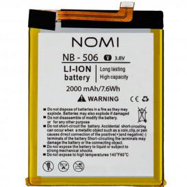 Аккумулятор NB-506 для Nomi i506