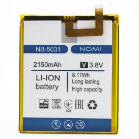 Аккумулятор NB-5031 для Nomi i5031