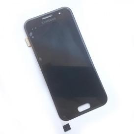 Дисплей Samsung A320F Galaxy A3 (2017), A320Y Galaxy A3 (2017) с тачскрином, черный, снятый с телефона
