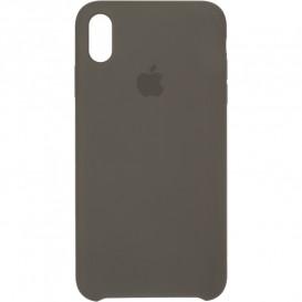 Накладка Original Soft Case Apple iPhone XR лавандового цвета