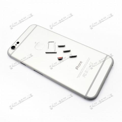 Корпус Apple iPhone 6 cеребристый