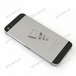 Корпус Apple iPhone 5S серый