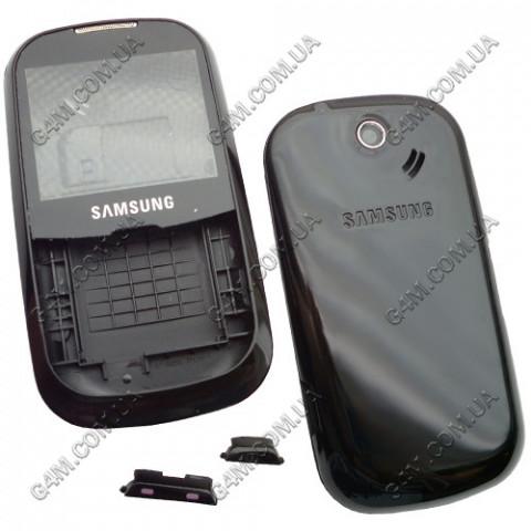 Корпус Samsung B3210 CorbyTXT чёрный, High Copy