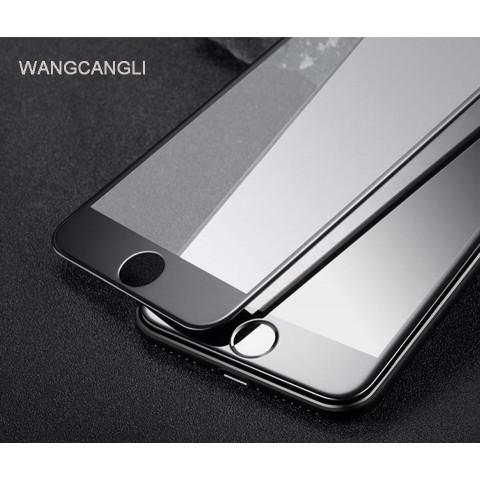 Защитное стекло Optima 5D для Apple iPhone X (5D стекло черного цвета)