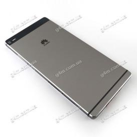 Задняя крышка для Huawei P8 серая