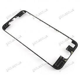 Рамка крепления дисплейного модуля для Apple iPhone 6S (черная)