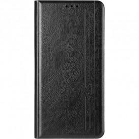 Чехол-книжка Gelius Leather New для Samsung M315 (M31) черного цвета