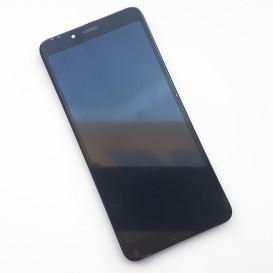 Дисплей Xiaomi Redmi 6, Redmi 6a с тачскрином и рамкой, черный