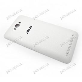 Задняя крышка Asus ZenFone Max (ZC550KL) белая (Оригинал)