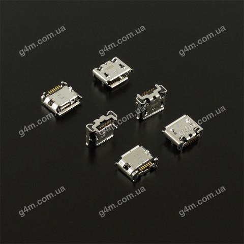 Коннектор зарядки Samsung C3300, S5600, S5600v, S5603, S7070, i5500 Galaxy 550, i9100 Galaxy S2
