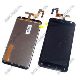 Дисплей HTC G20 S510b Rhyme с тачскрином (Оригинал)