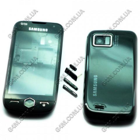 Корпус Samsung i8000 Omnia II черный с клавиатурой (High Copy)
