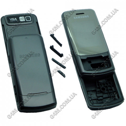 Корпус Samsung M620 чёрный, High Copy