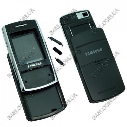 Корпус Samsung D800 черный (High Copy)