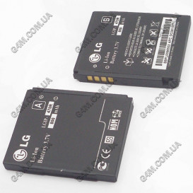 Аккумулятор LGIP-470R для LG KF350 Ice Cream, KP500, KP501 Cookie (High Copy)