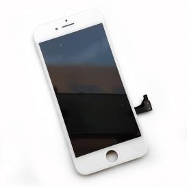 Дисплей Apple iPhone 8 с тачскрином и рамкой, белый