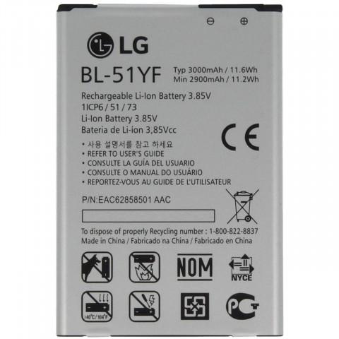 Аккумулятор BL-51YF для LG X190 Ray, G4, H810, VS999