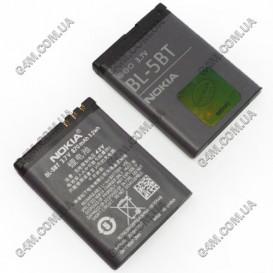 Аккумулятор BL-5BT для Nokia 2600 classic, 7510 Supernova (High Copy)