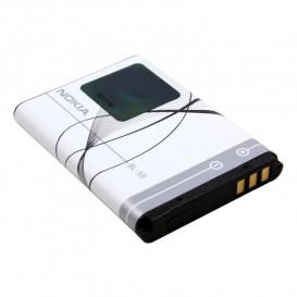 Аккумулятор BL-5B для Nokia N80, N90, 3220, 3230, 5140, 5140i, 5200 Xpress Music, 5300 Xpress Music, 5320 Xpress Music, 5500, 6020, 6021, 6060, 6070, 6080, 6120 classic, 7260, 7360