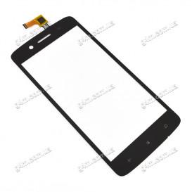 Тачскрин для Prestigio MultiPhone 5507 DUO (PAP5507DUO) черный