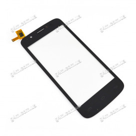 Тачскрин для Prestigio MultiPhone 5453 DUO (PAP5453DUO) черный